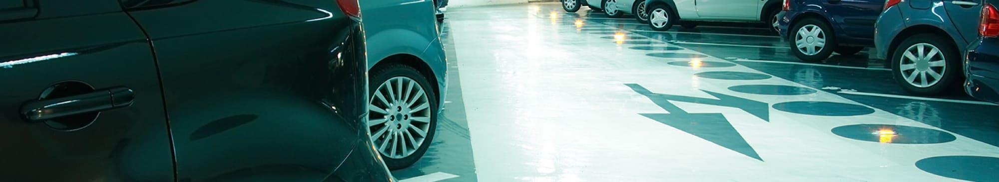 Car Park Gas Detection