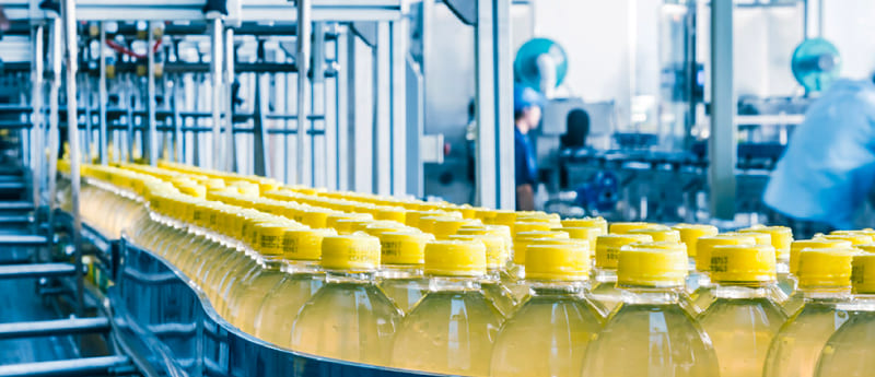 Gas Detection for the Food & Drinks Industry