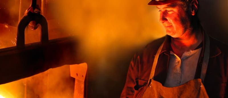 Gas Detection Systems for Steel and Metal Processing Plants