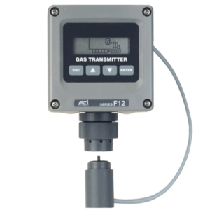 testing gas transmitter