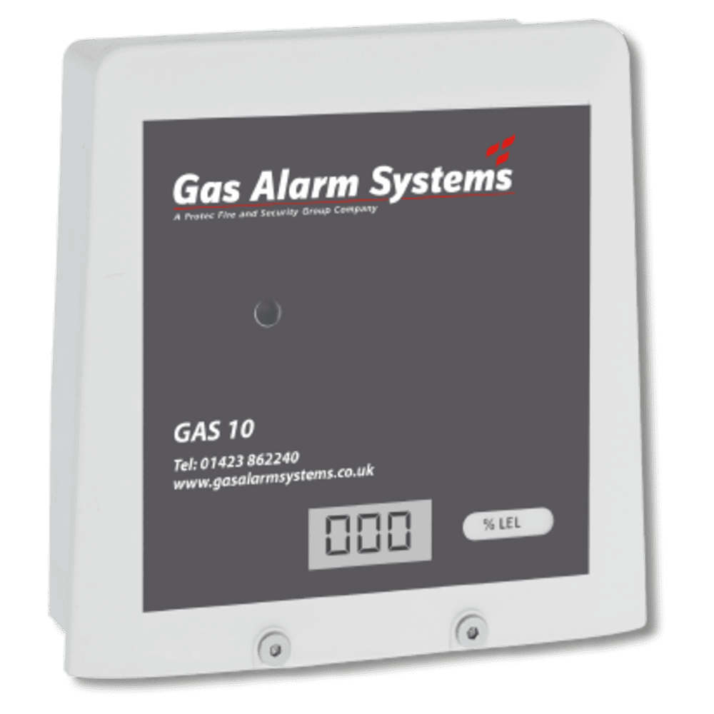 Gas 10 Control Unit