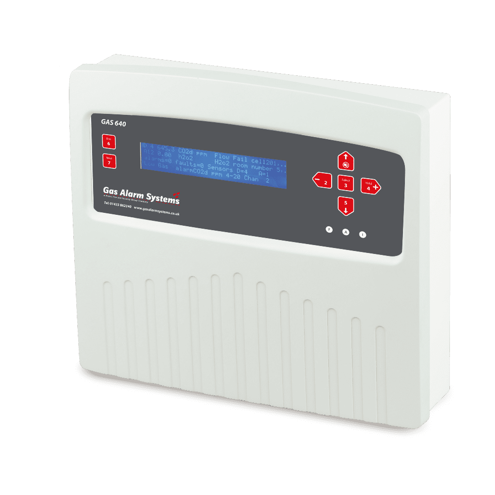 Gas 640 - Gas Detection System