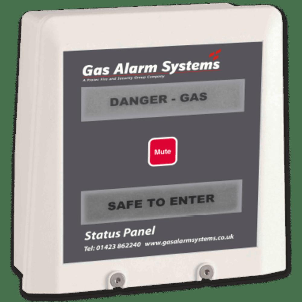 Door Entry Status Indicator Panel