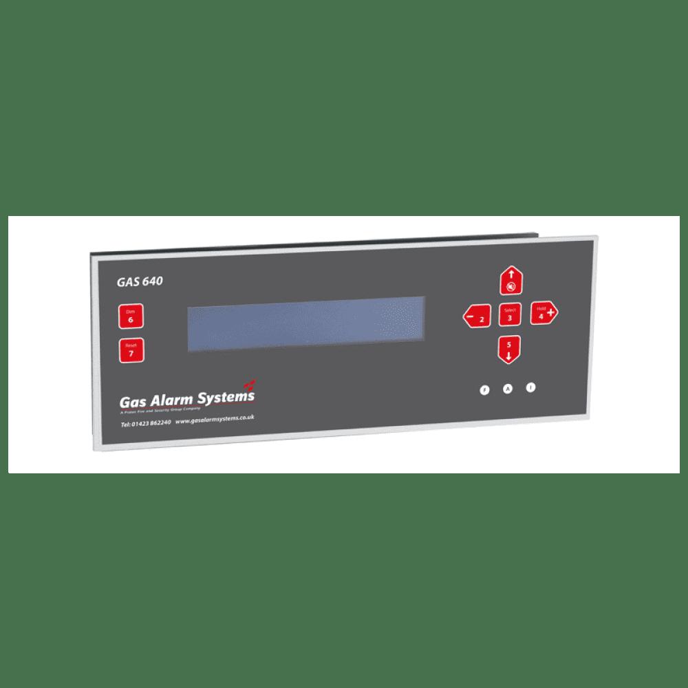 GAS 640 Panel Mount