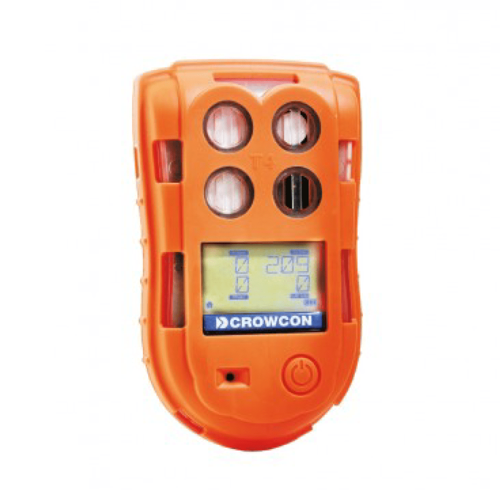 T4 Personal 4 Gas Monitor