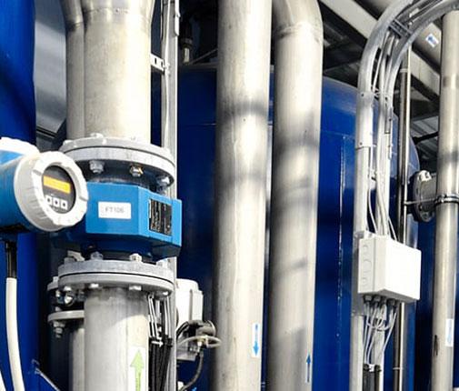 carbon monoxide boiler room gas detection