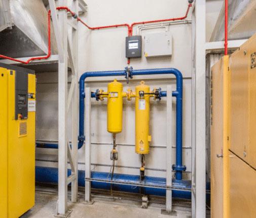 carbon monoxide gas detection